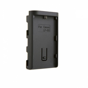 NanGuang Battery Adapter Plate for Canon LP-E6