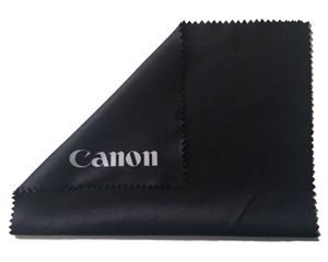 Canon Optics Cleaning Cloth