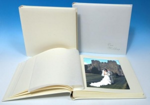 Heritage  Classic 3 Bonded Leather Traditional Wedding Album