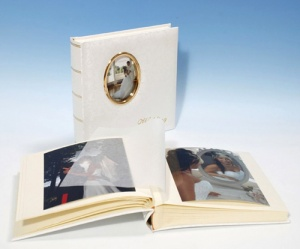 Heritage Romantica Studio 80 Cameo Traditional Wedding Album