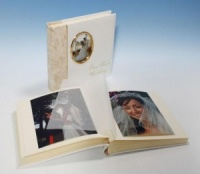 Heritage Harmony Classic 3 Cameo Traditional Wedding Album