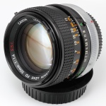 Canon FD Manual Focus Lenses