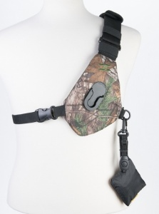 Cotton Carrier SKOUT - Sling Style Harness (realtree xtra camo)