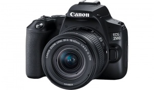 Canon EOS 250D  with 18-55mm IS STM Lens