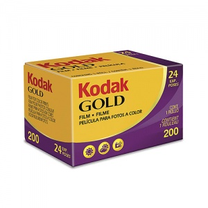 Kodak Gold 200-24 35mm Colour Film