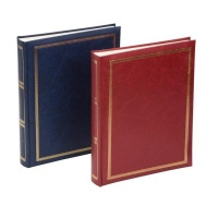 Kenro Sonata Red Self Adhesive Album