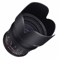 Samyang 50mm T1.5 VDSLR AS UMC Canon Fit