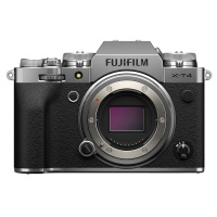 Fujifilm X-T4 Body Only Silver