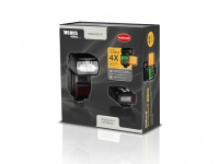 Hahnel MODUS 600RT Wireless Flashgun Kit for Nikon