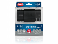 Hahnel Unipal Mini Compact Universal Li-Ion Battery Charger