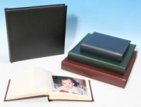 Heritage Classic 3 Bonded Leather Traditional Photo Album Cream Pages