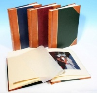 Heritage Classic 1 Traditional Photo Album Cream Pages