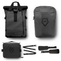 WANDRD PRVKE 21L Backpack Photography Bundle - Black