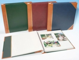 Heritage LP Self-Adhesive Photo Album 20 Page