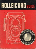 Used Focal Press Rolleicord Guide