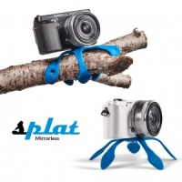 miggo Splat Flexible Tripod CSC Blue
