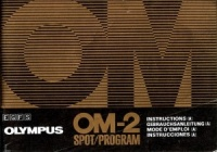 Used Olympus OM-2 Spot Program Instructions